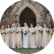 Champagne Bridesmaid Dresses for Sale
