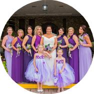 Purple Bridesmaid Dresses for Sale