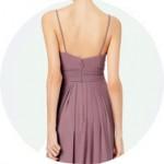 Open Back Bridesmaid Dresses for Sale
