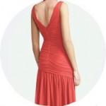 V-Back Bridesmaid Dresses for Sale