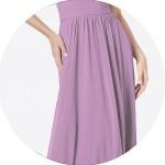 Dark Lavender Bridesmaid Dresses for Sale