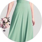 Mint Green Bridesmaid Dresses for Sale
