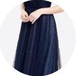 Navy Blue Bridesmaid Dresses for Sale