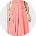 Peach Bridesmaid Dresses for Sale