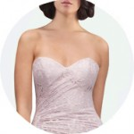 Sleeveless Bridesmaid Dresses for Sale