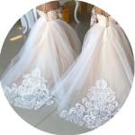 Lace Flower Girl Dresses for Sale