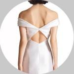 Keyhole Back Wedding Dresses for Sale