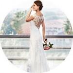 Ivory Wedding Dresses for Sale