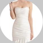 Strapless Wedding Dresses for Sale