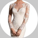 Wedding Dresses with Sleeves for Sale