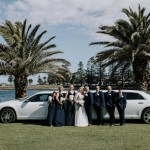 Wedding Dresses for Sale | My bridesmaids looked beautiful, we went with dark navy and they where flattering for each girl. The dresses where great quality. Lacey was super helpful.